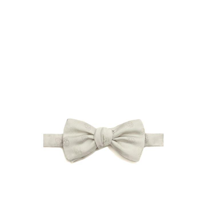 Alexander McQueen, Two-tone Skull Bow Tie
