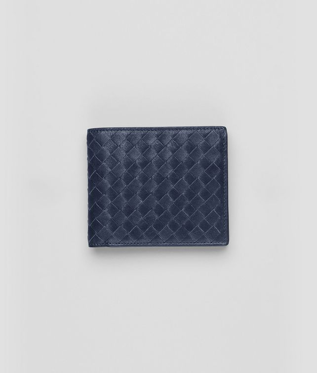 Prusse Intrecciato Washed Lambskin Wallet