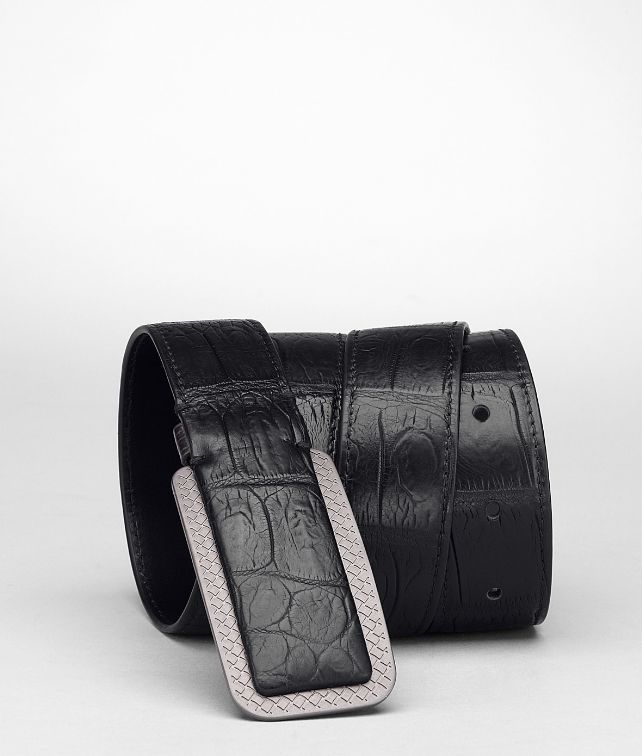 Nero Soft Crocodile Belt