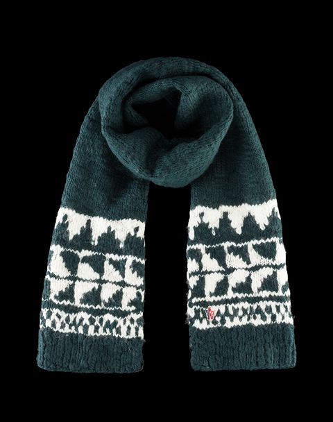 MONCLER GRENOBLE Men - Fall-Winter 13/14 - ACCESSORIES - Scarf -