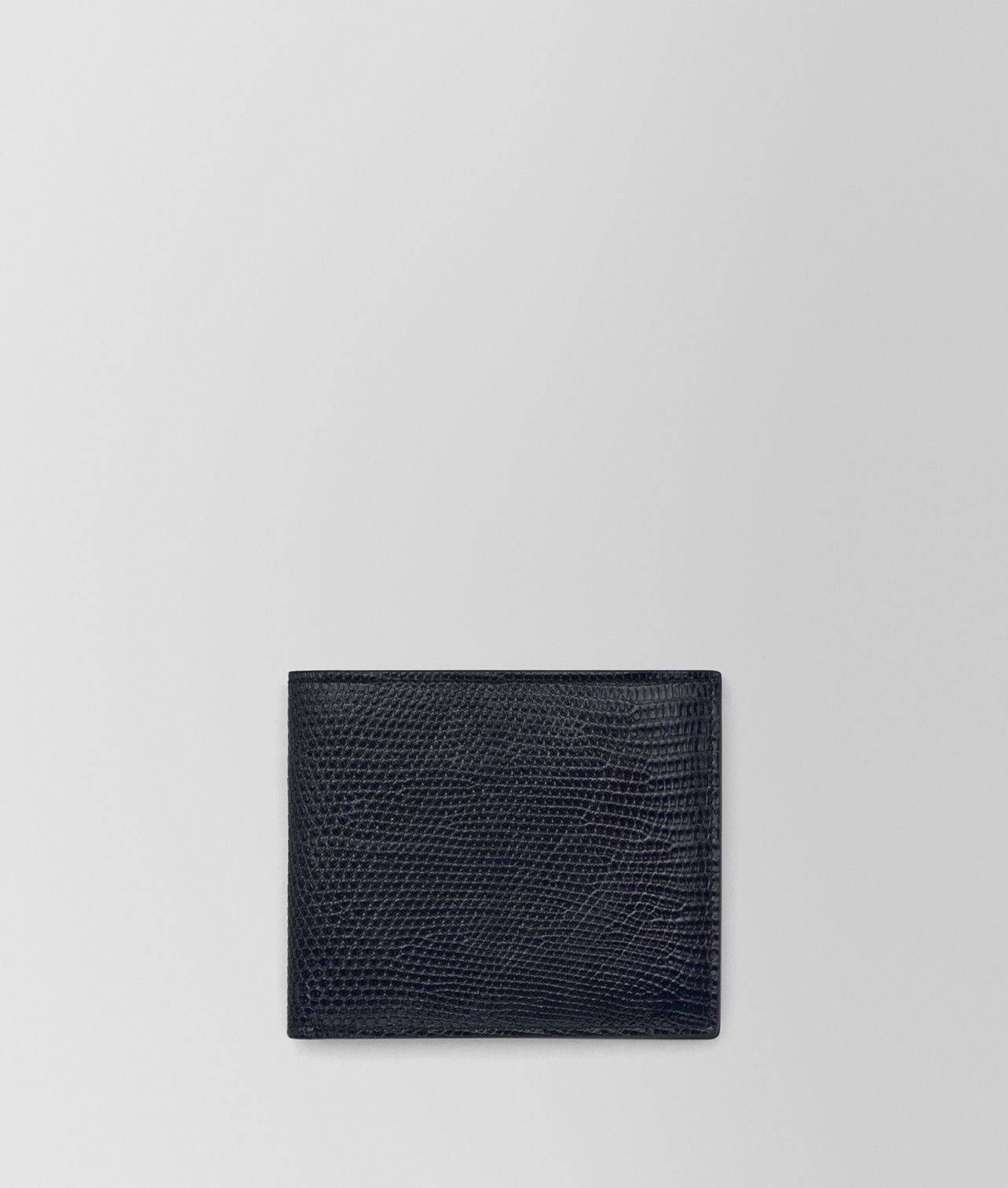 BOTTEGA VENETA - Tourmaline Antique Lizard Wallet