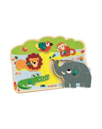 Image of DJECO CHILDREN GAMES Educational&construction toys Unisex on YOOX.COM
