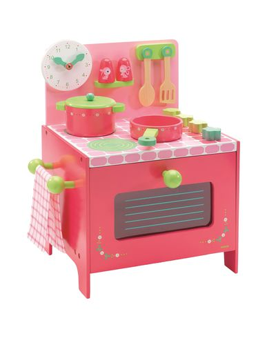Image of DJECO CHILDREN GAMES Play kitchens and accessories Unisex on YOOX.COM