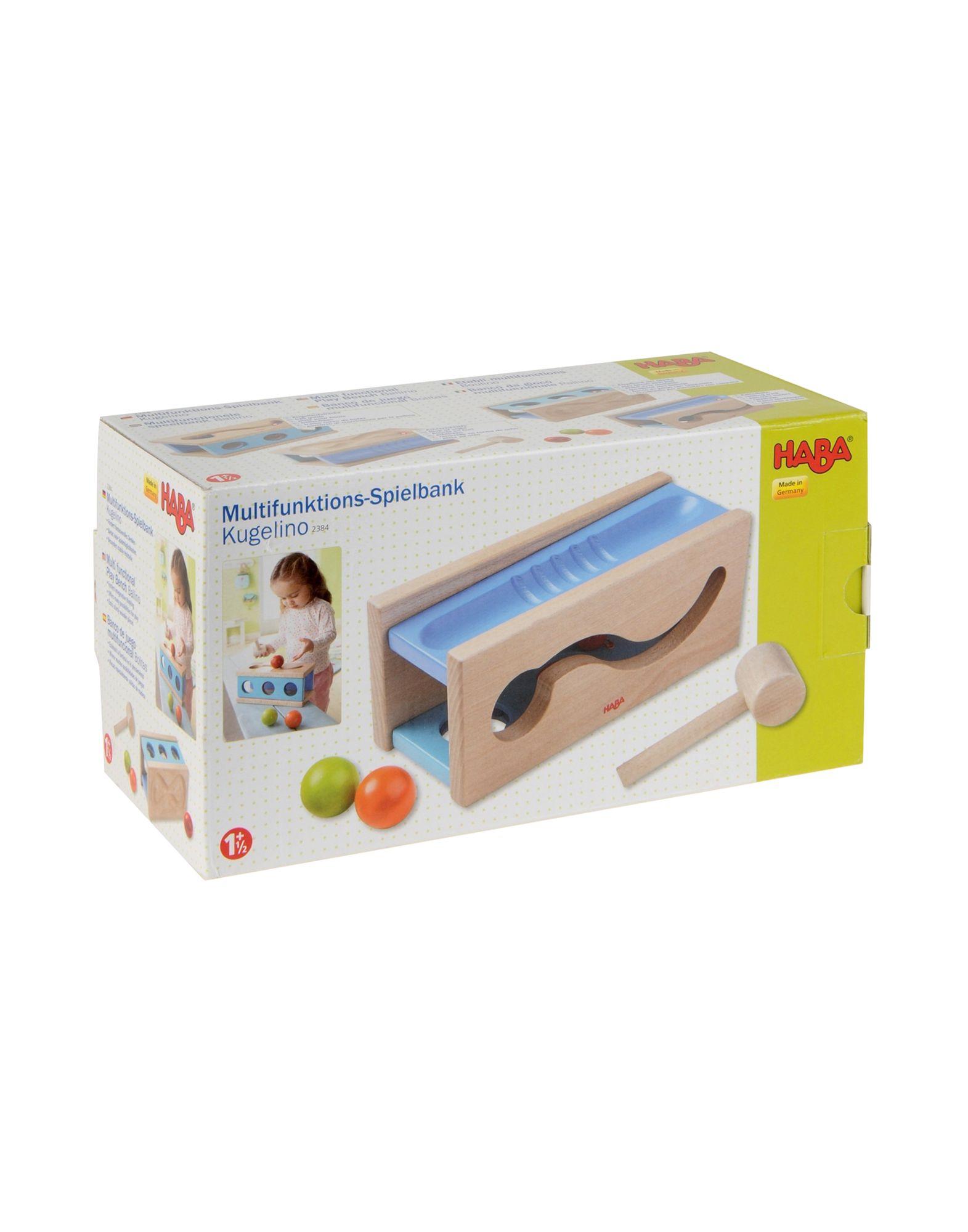 HABA Unisex Baby- und Kinderspielzeuge Farbe Blau Größe 1