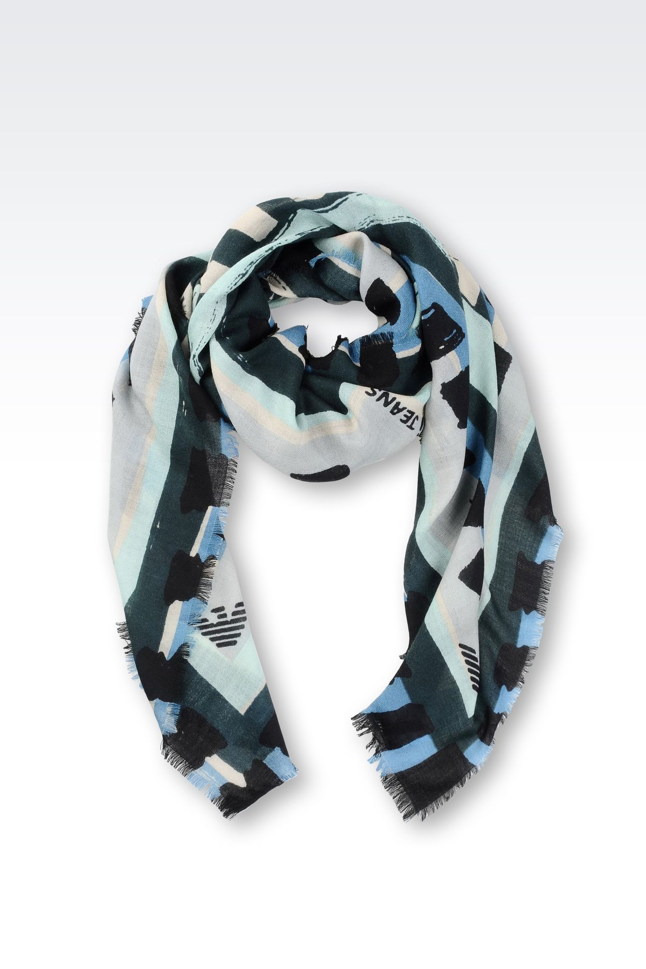 OTHER ACCESSORIES: Foulards Women by Armani - 0
