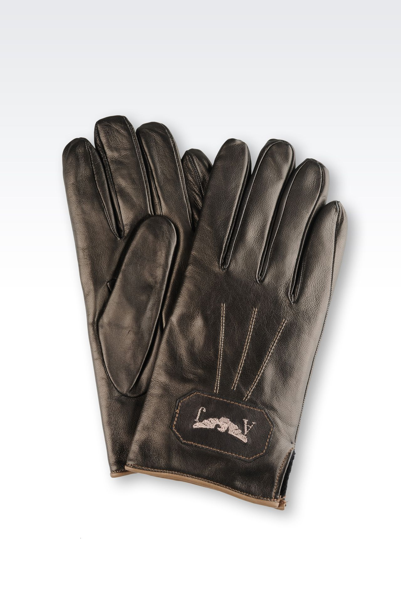 OTHER ACCESSORIES: Gloves Men by Armani - 0
