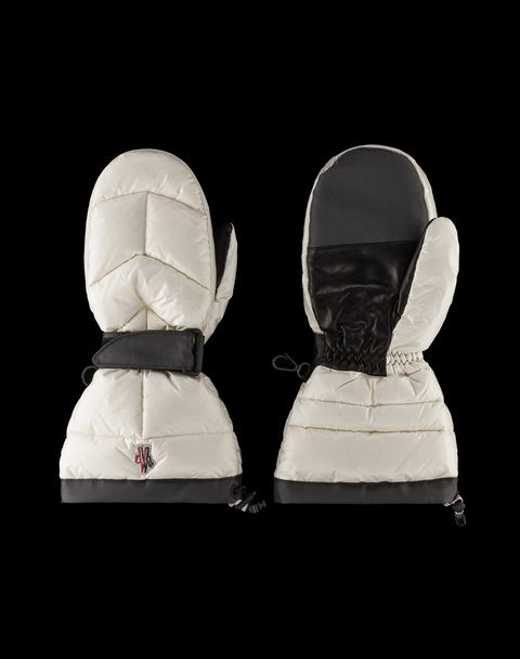 MONCLER GRENOBLE Women - Spring-Summer 14 - ACCESSORIES - Gloves -