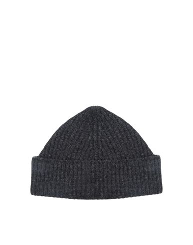 Fine Ribbed Cashmere Beanie