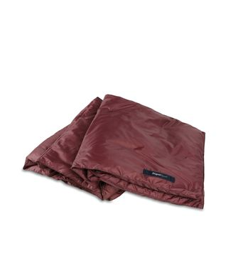 ZEGNA SPORT: Scarf Dark brown - 46318540KO