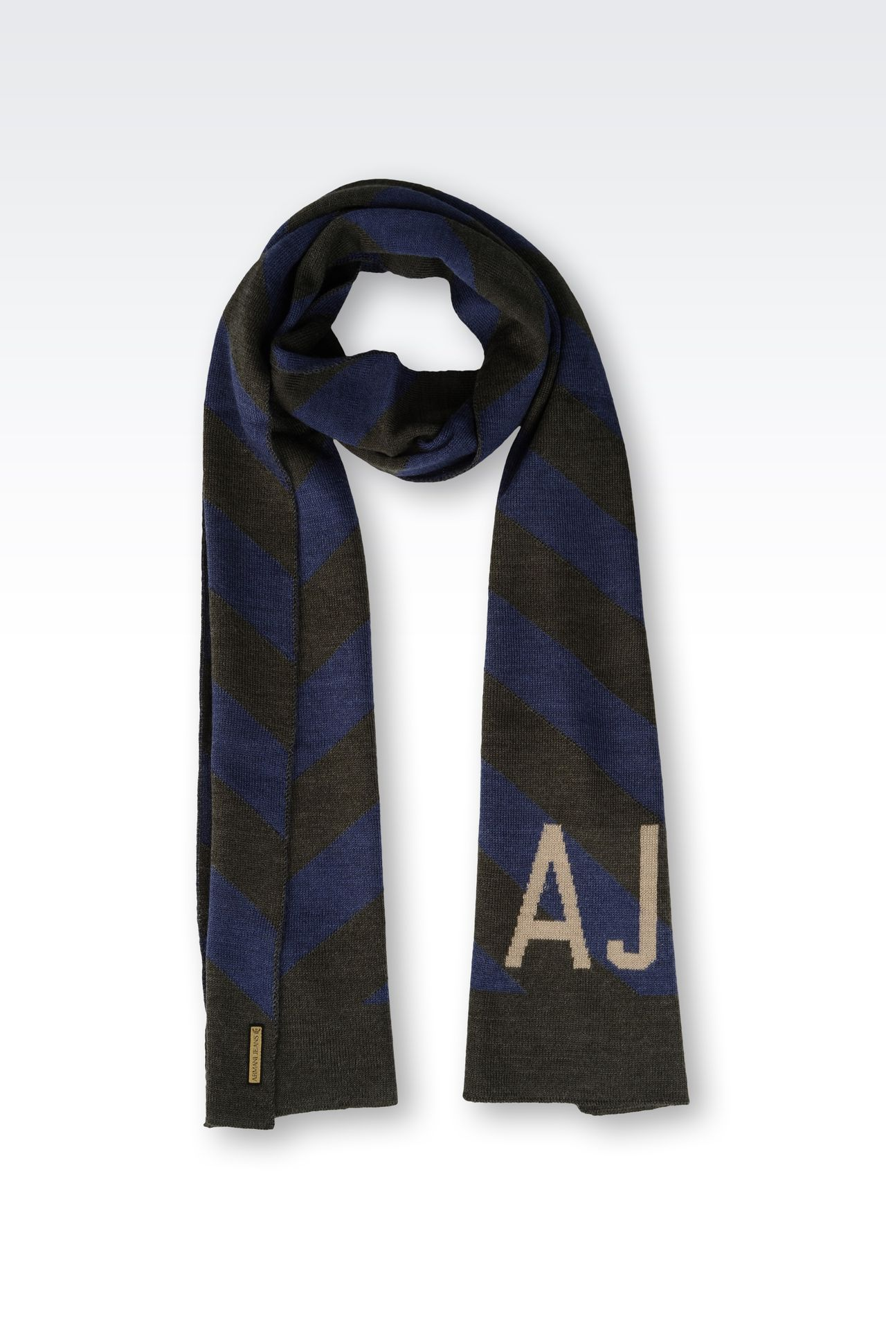 OTHER ACCESSORIES: Scarves Men by Armani - 0