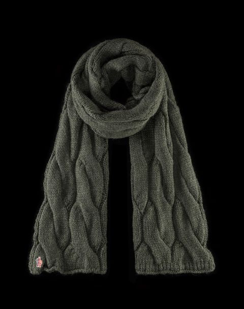 MONCLER GRENOBLE Women - Autumn-Winter 13/14 - ACCESSORIES - Scarf -