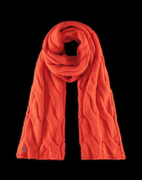 MONCLER GRENOBLE Women - Fall-Winter 13/14 - ACCESSORIES - Scarf -