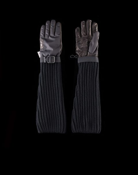 MONCLER GRENOBLE Women - Autumn-Winter 13/14 - ACCESSORIES - Gloves -