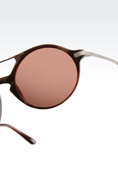 SUNGLASSES FROM THE GIORGIO ARMANI FRAMES OF LIFE COLLECTION: Sunglasses Men by Armani - 3