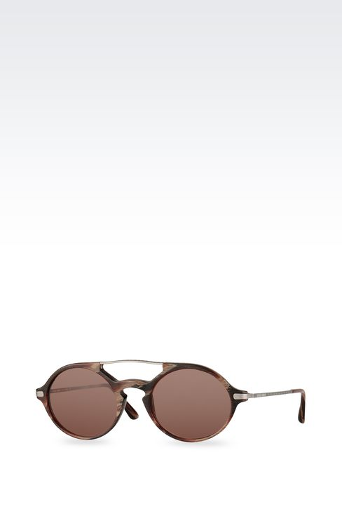 SUNGLASSES FROM THE GIORGIO ARMANI FRAMES OF LIFE COLLECTION: Sunglasses Men by Armani - 2