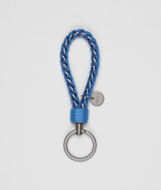 Électrique Intrecciato Ayers Livrea Key Ring