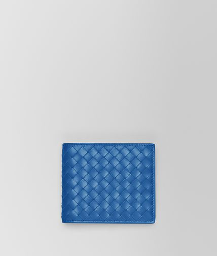 BOTTEGA VENETA - Électrique Intrecciato VN Wallet
