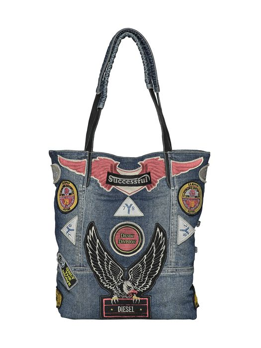 REBOOT DENIM BAG
