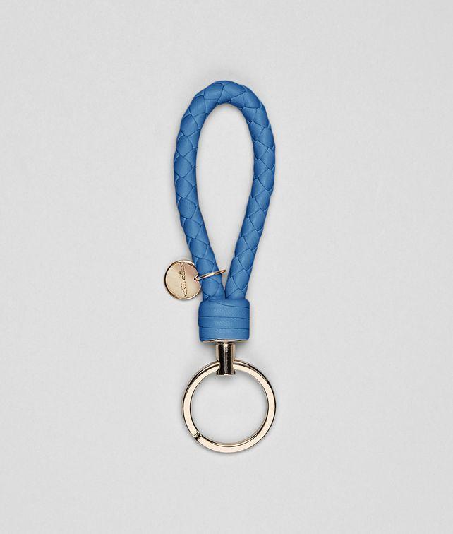 BOTTEGA VENETA Électrique Intrecciato Nappa Key Ring Keyring or Bracelets E fp