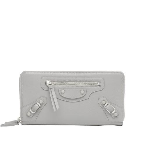 Balenciaga Classic Continental-Portemonnaie mit Rundum-Reißverschluss Holiday