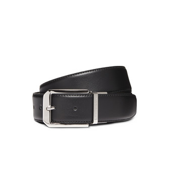 ERMENEGILDO ZEGNA: Belt Dark brown - 46325700MQ