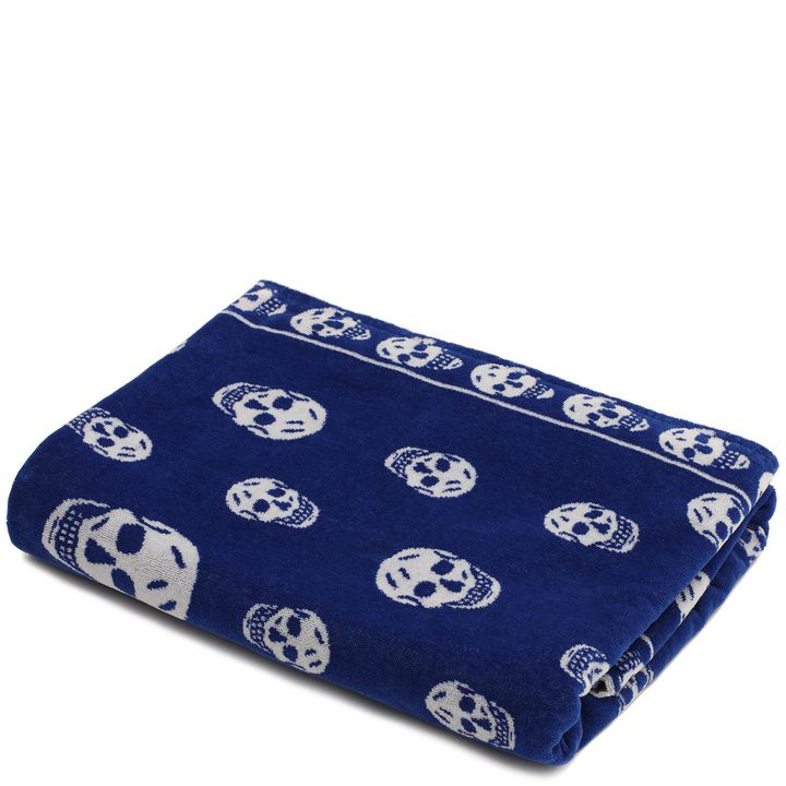 Alexander McQueen, Skull Towel