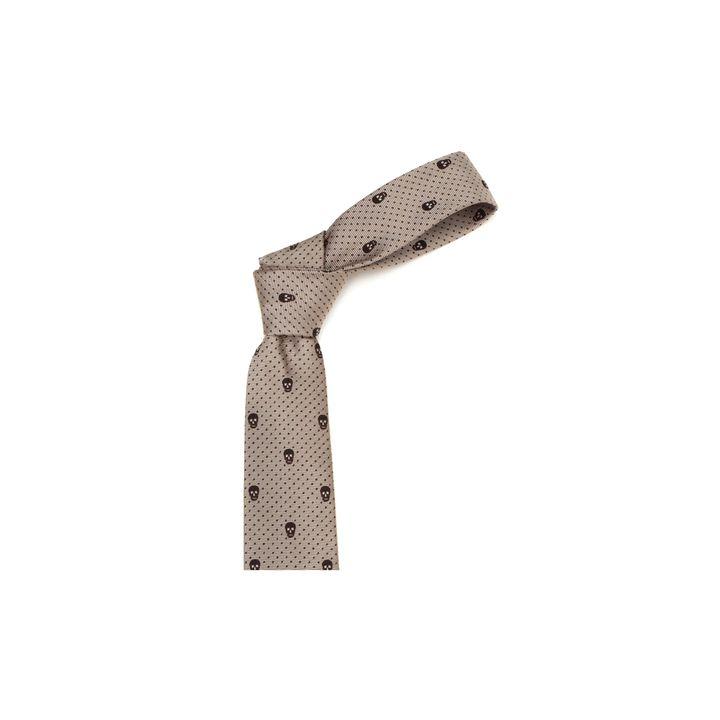 Alexander McQueen, Polka-Skull Tie