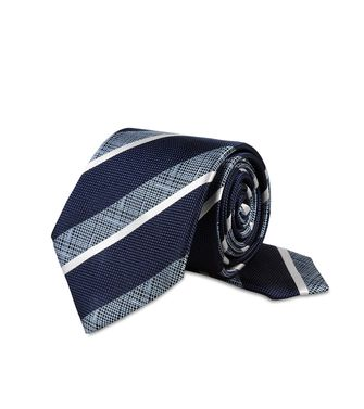 ERMENEGILDO ZEGNA: Tie Military green - 46326561HA