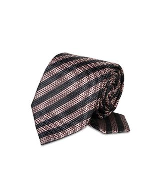 ERMENEGILDO ZEGNA: Cravatta Nero - 46326574WE