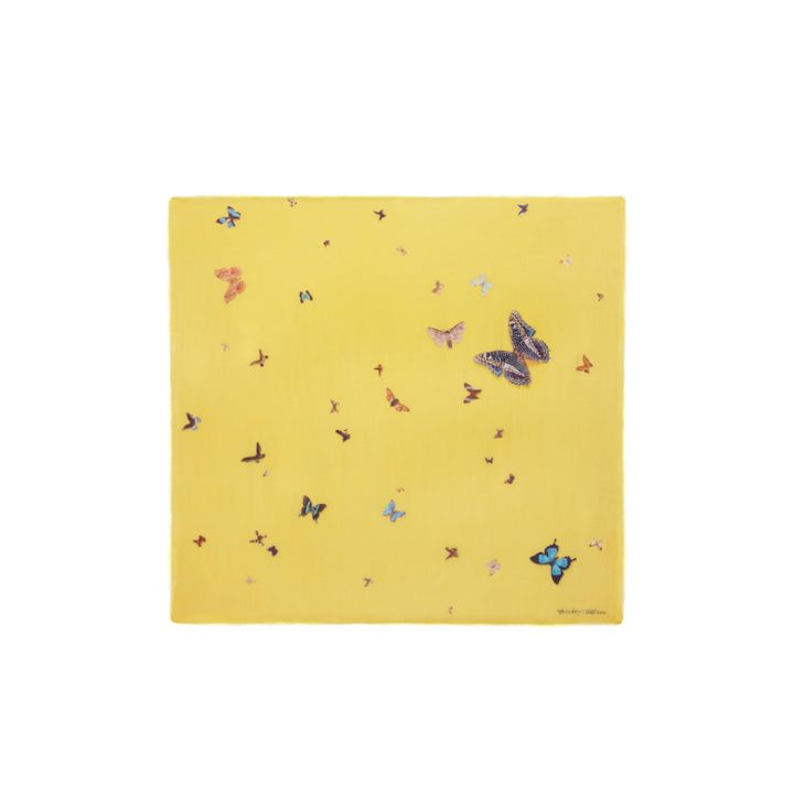 Alexander McQueen, Do You Know What I Like About You Butterfly Scarf