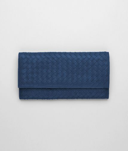BOTTEGA VENETA - Électrique Intrecciato Washed Lambskin Document Case