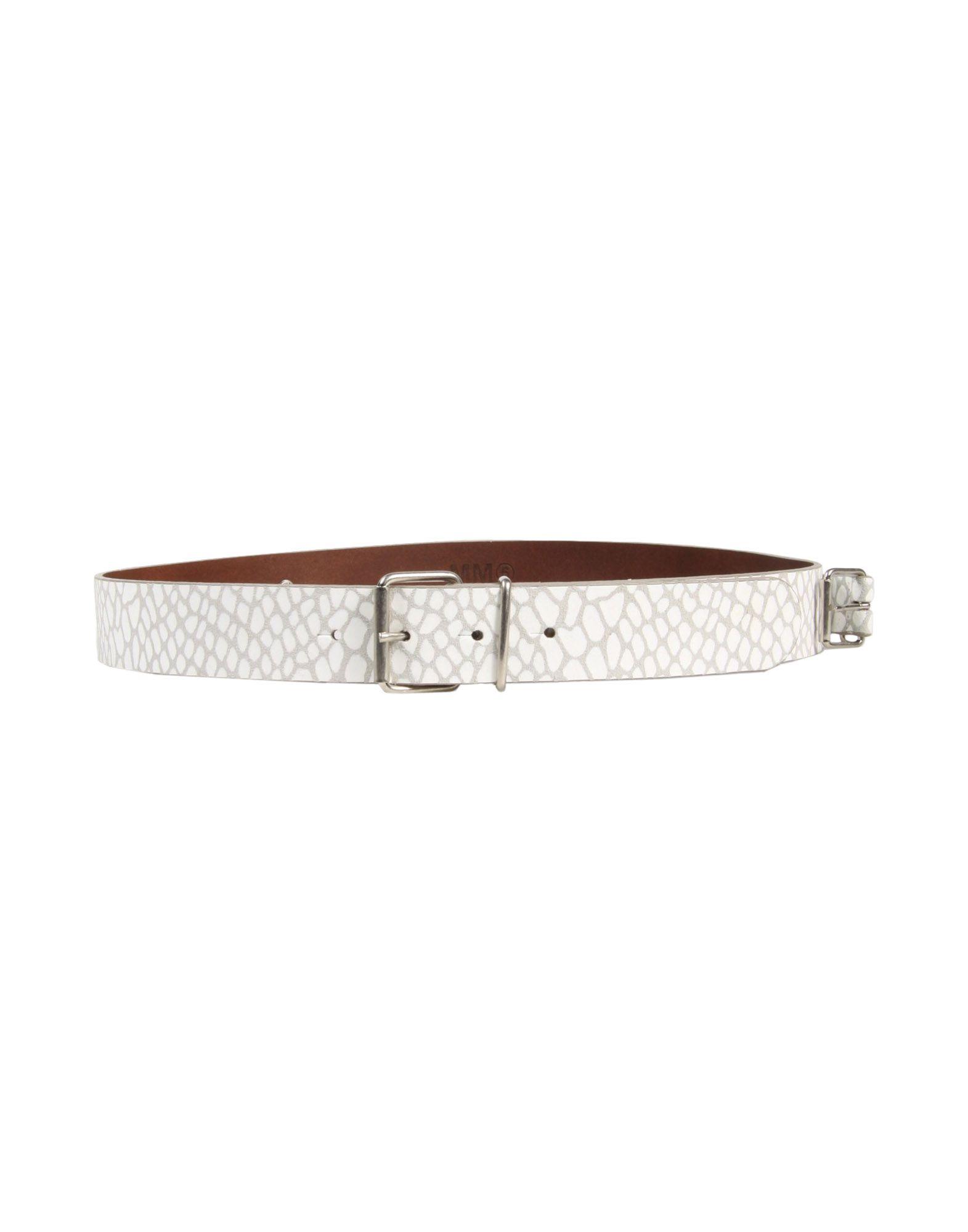 MM6 BY MAISON MARGIELA Belts