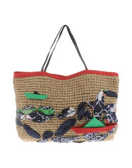 I'M ISOLA MARRAS - СУМКИ - Большие сумки из текстиля