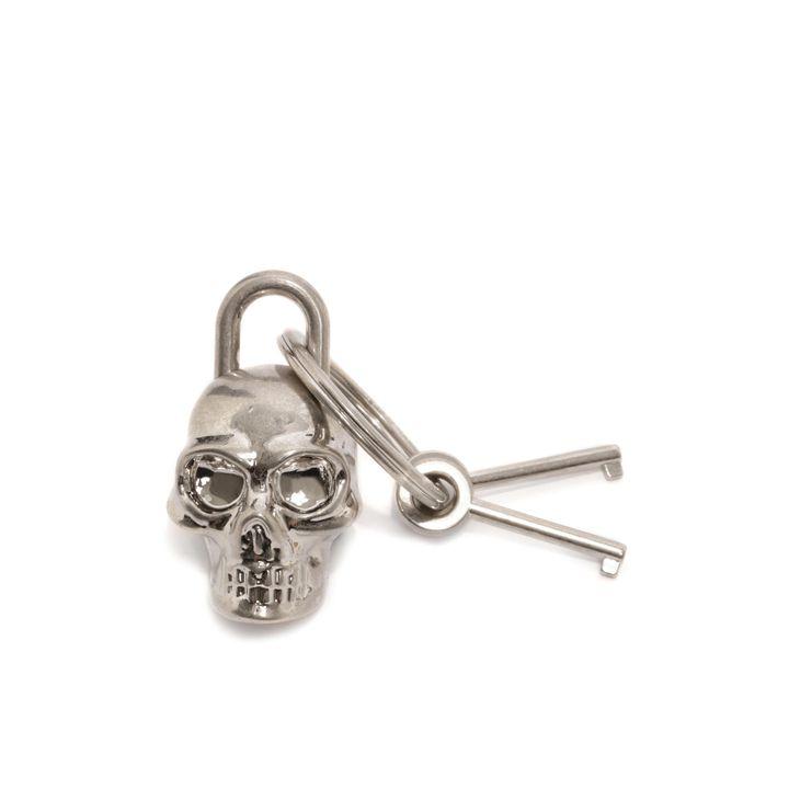 Alexander McQueen, Skull Padlock Keyring
