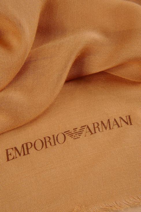 MODAL SCARF: Stoles Women by Armani - 3