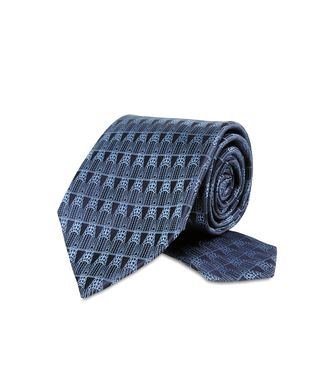 ERMENEGILDO ZEGNA: Tie Blue - 46328931IS
