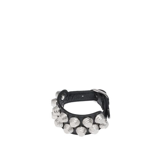 Balenciaga Giant Bracelet Stud M Argent