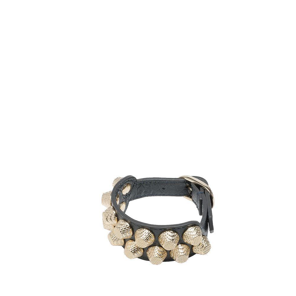 Balenciaga Giant Gold Bracelet Stud M
