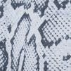 Stella McCartney - Schal mit Schlangen-Print  - PE14 - d