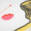 Stella McCartney - Sciarpa Stampa Orso Polare - PE14 - d