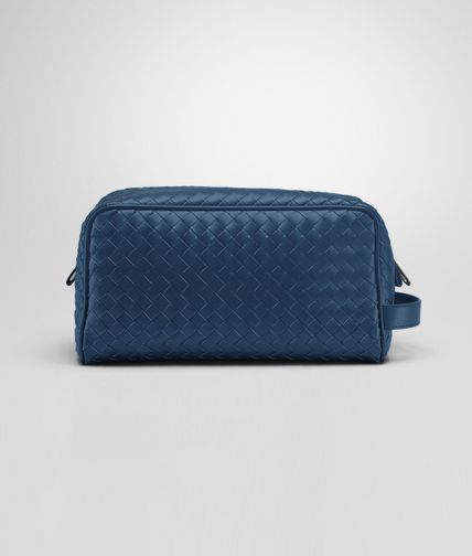 BOTTEGA VENETA - Électrique Intrecciato VN Toiletry Case