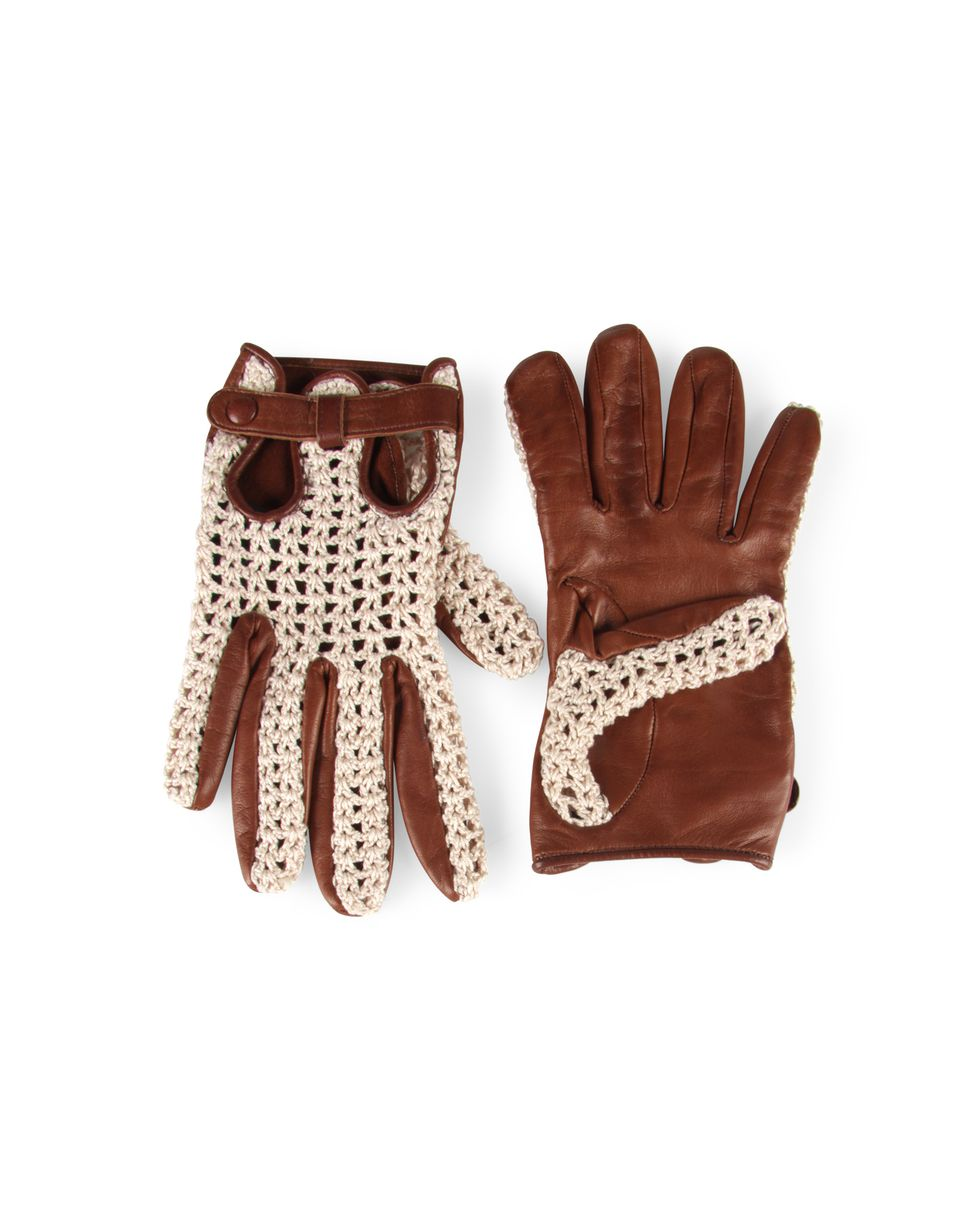 girly biker gloves other accessories Woman Dsquared2