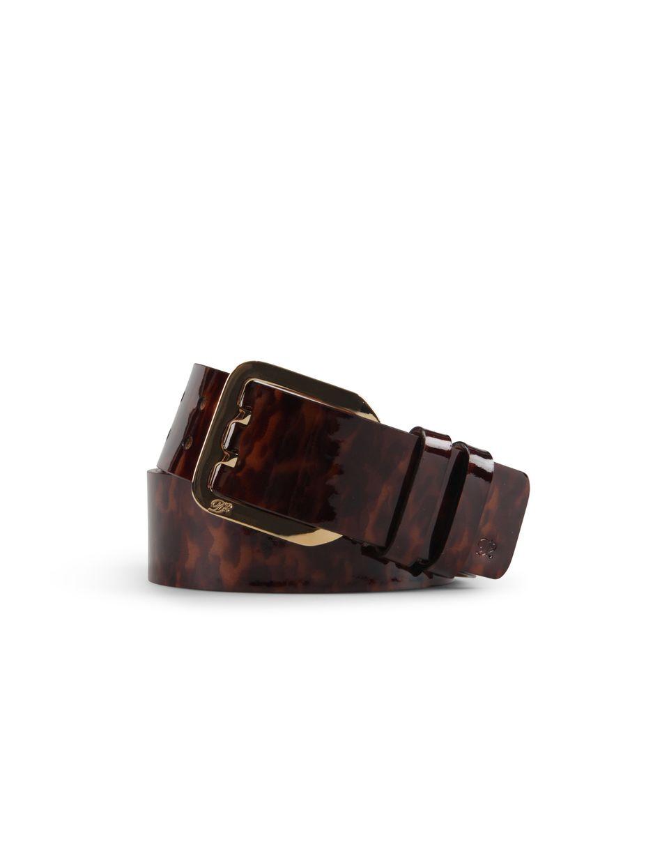 40's buckle belt belts Woman Dsquared2