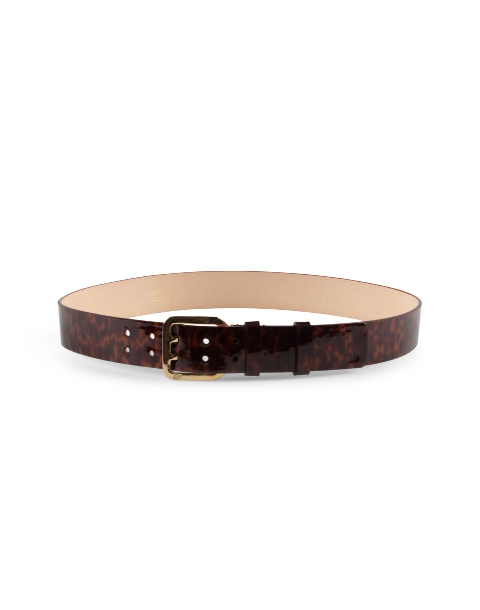 40's buckle belt belts Woman Dsquared2