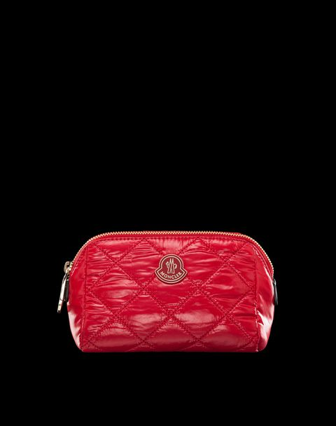 MONCLER Women - Autumn-Winter 13/14 - SMALL LEATHER GOODS - Beauty case -