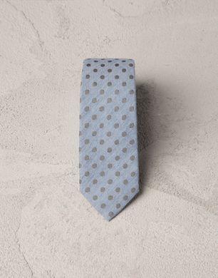圆点花纹马蒂尼领带