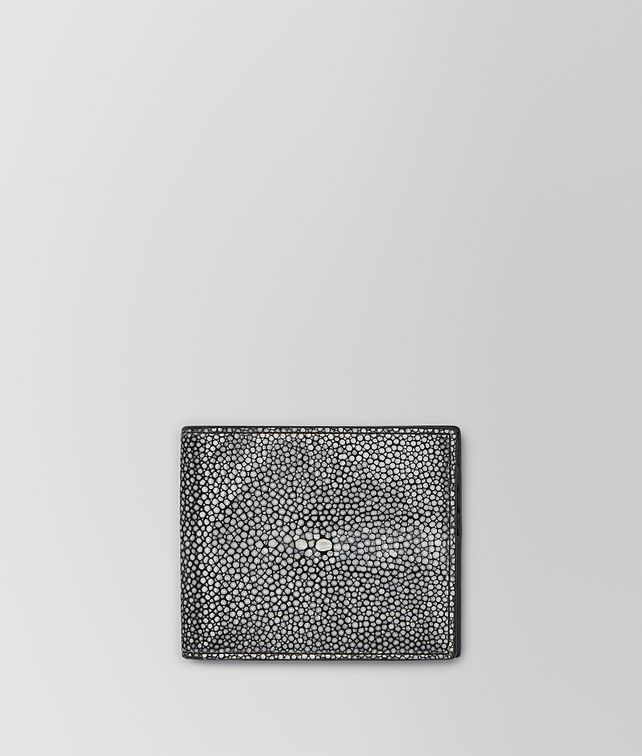 WALLET IN NERO STINGRAY
