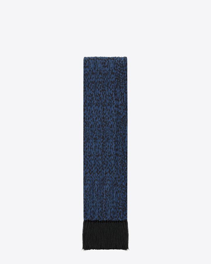 Rechteckiger Schal