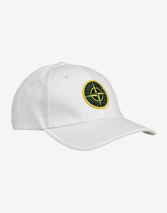 434f813ac9554 Cap Stone Island Men - Official Store