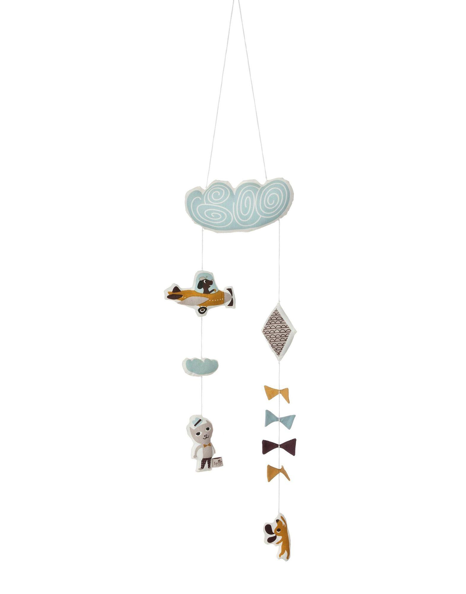 FERM LIVING Unisex Baby- und Kinderspielzeuge Farbe Hellgrau Größe 1